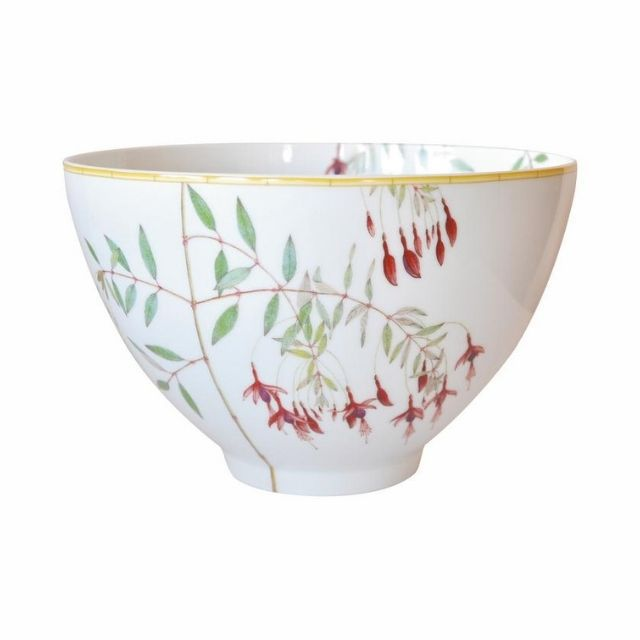 Bernardaud Jardin Indien Salad Bowl