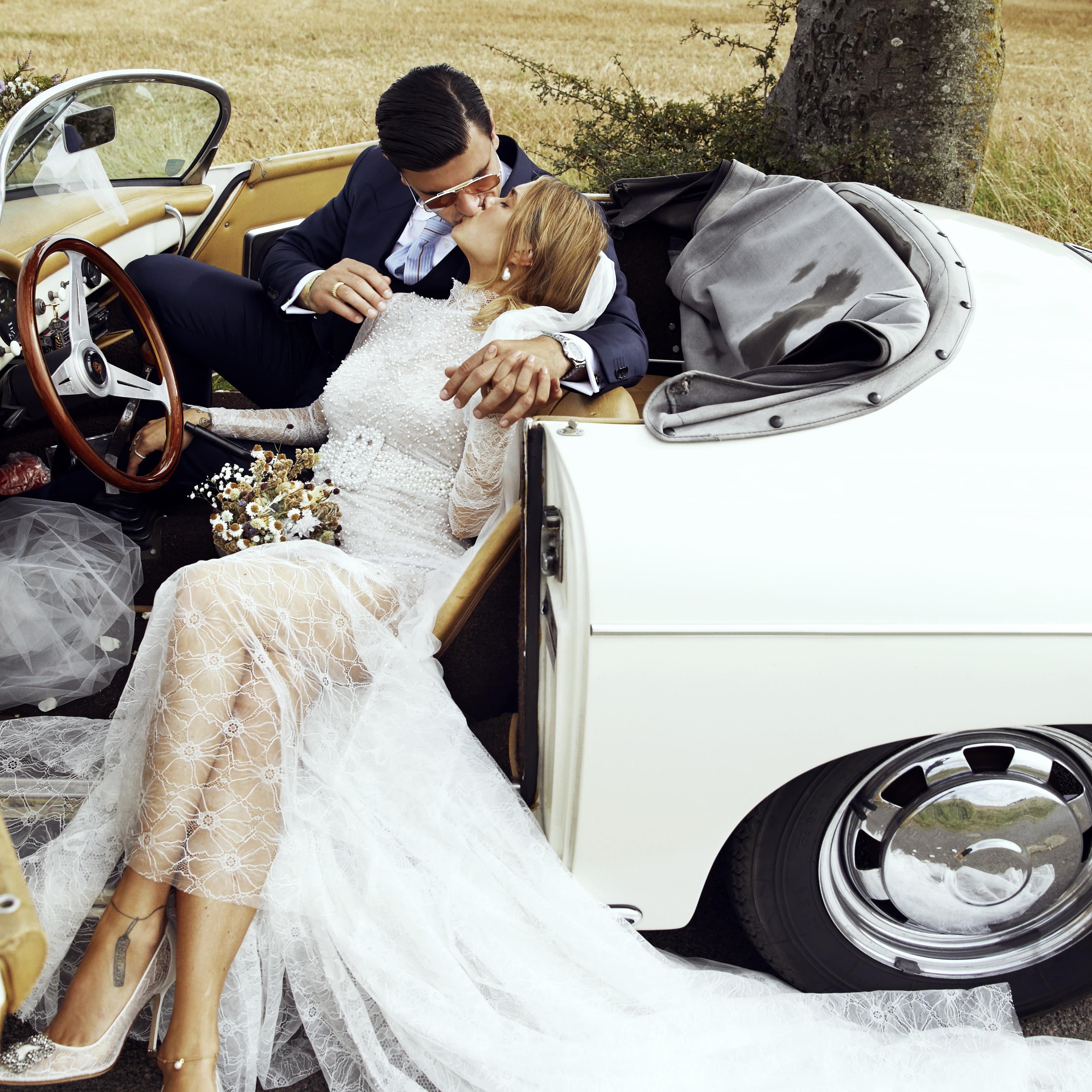 57 Vintage Wedding Ideas