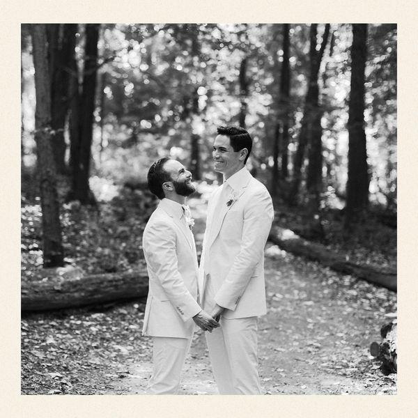 Jason Gotay Michael Hartung wedding