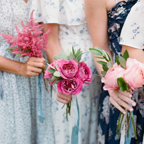 posy bouquets