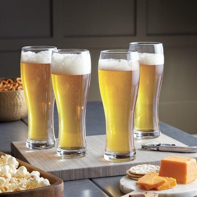Lenox Tuscany Classics Craft Wheat Beer Glasses