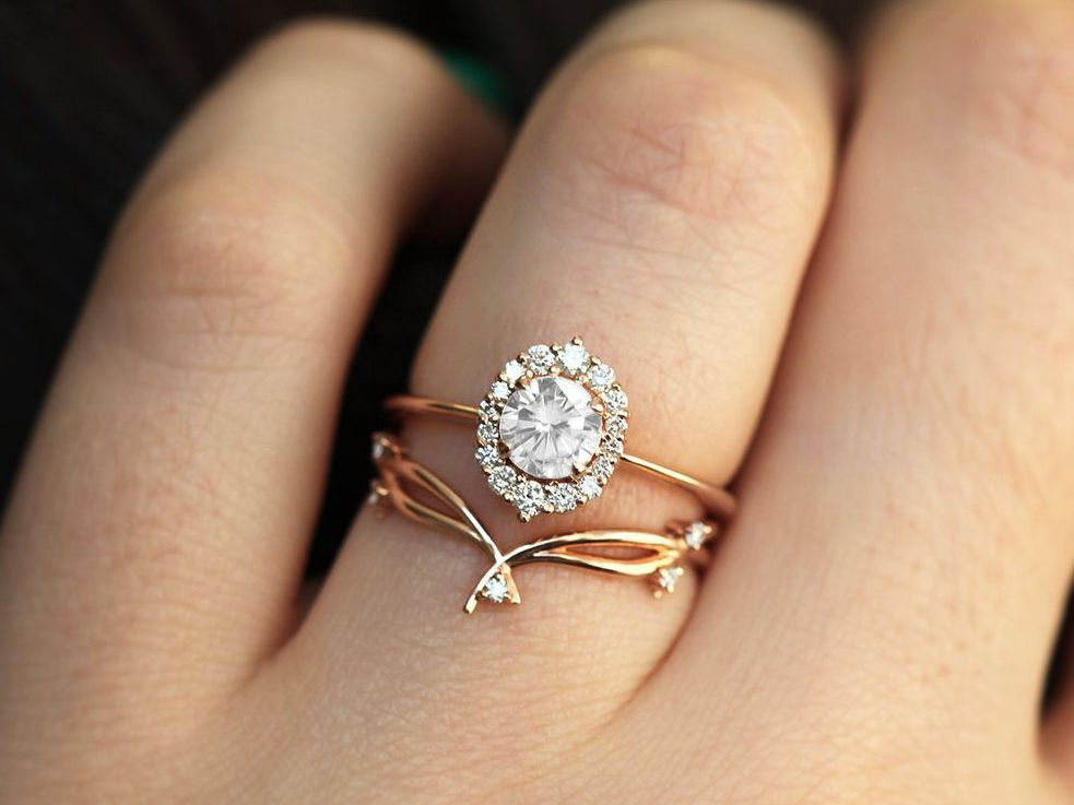 Round Cut Engagement Rings The Complete Guide