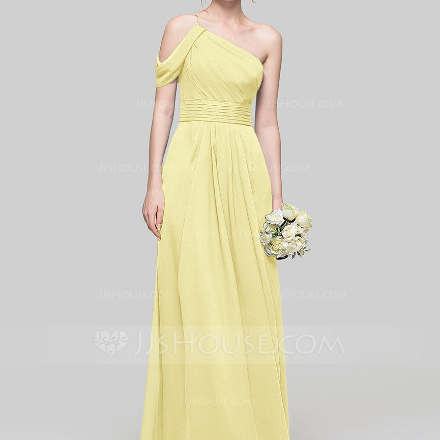 8 Yellow Bridesmaid Dresses For A Spring Or Summer Wedding