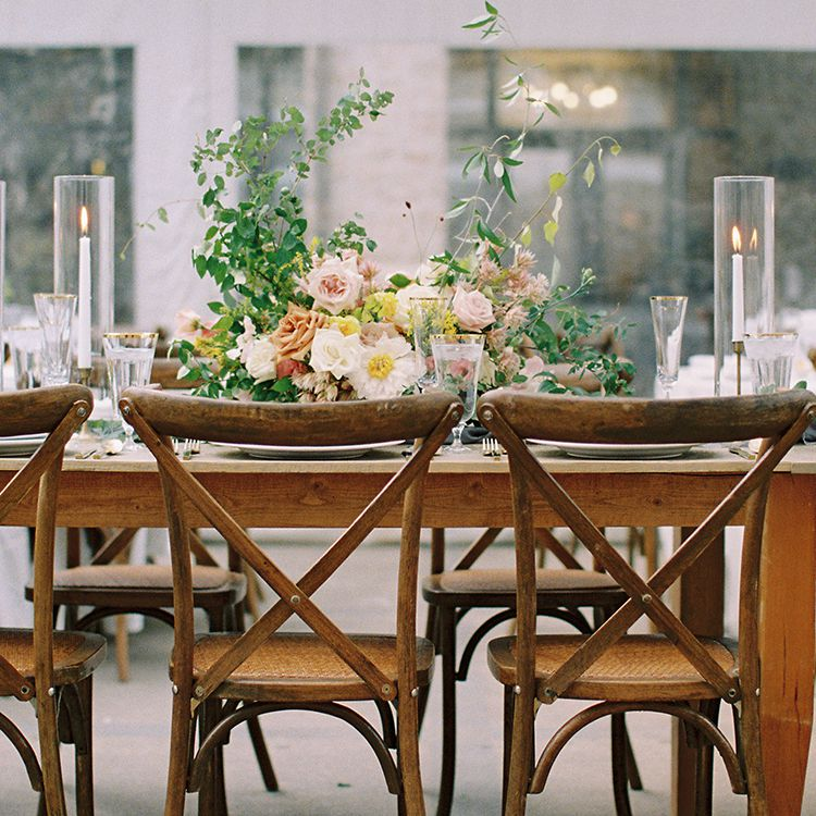 <p>cross-back chairs</p><br><br>