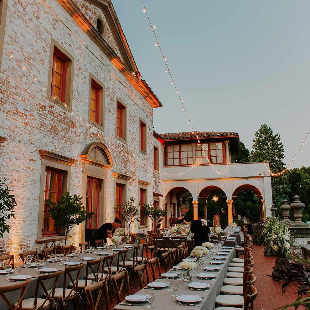 Villa Terrace Decorative Arts Museum Reception