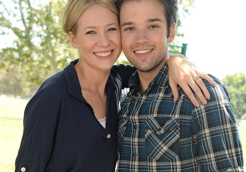 Nathan Kress and London Elise Kress