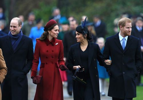 The Royal Family Reacts to Birth of Lilibet