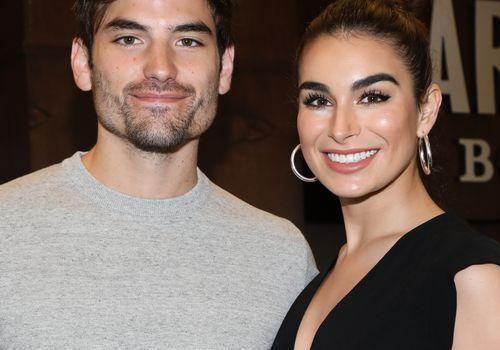 Jared Haibon and Ashley Iaconetti