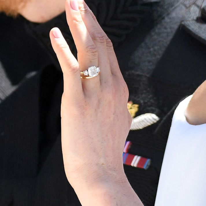 meghan markle s engagement ring everything you need to know meghan markle s engagement ring