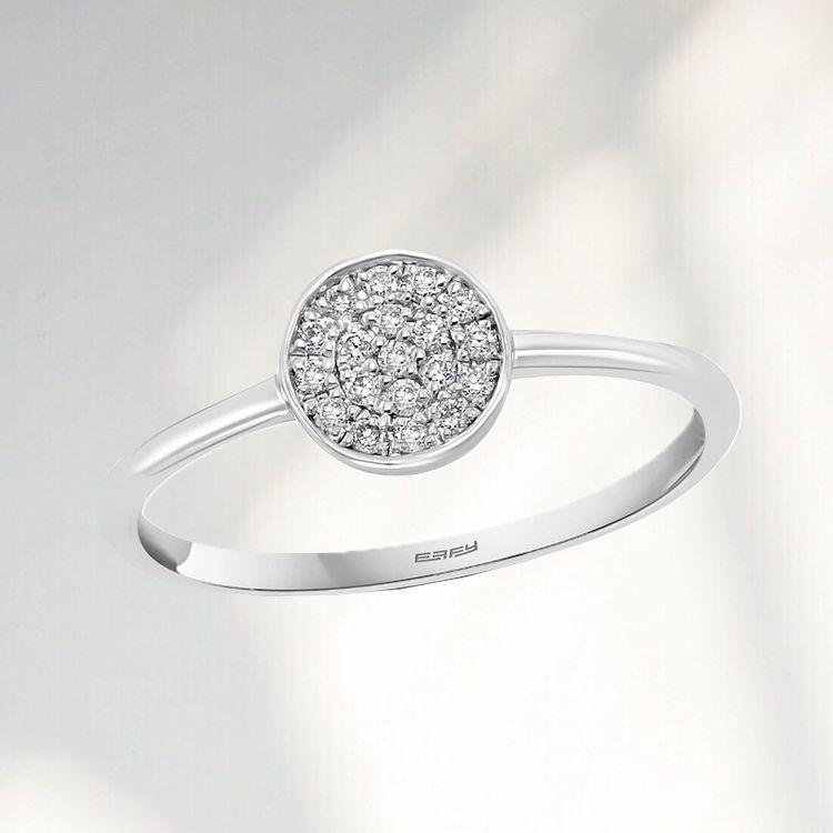 composite diamond ring