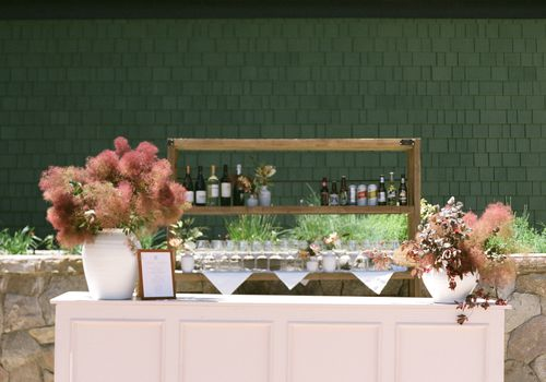 Bar Service for Wedding