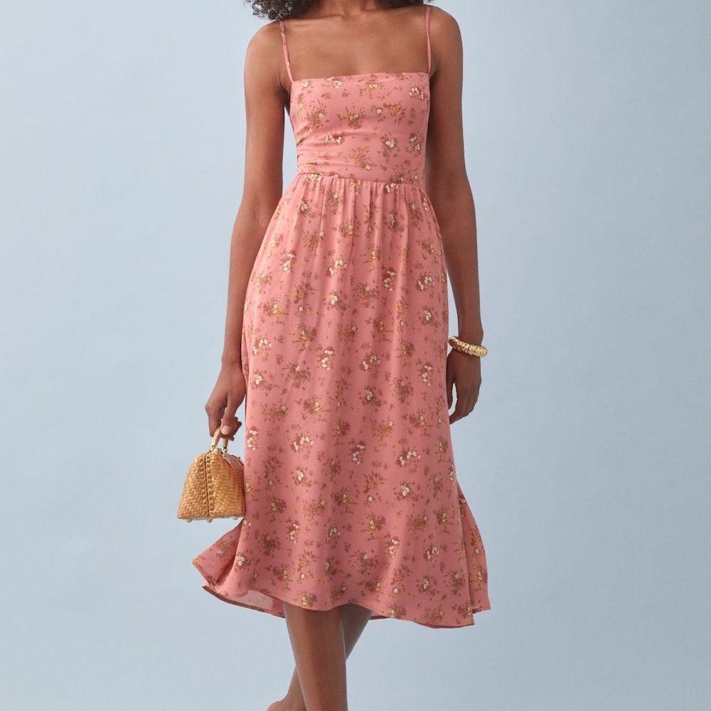 Reformation Rosehip Dress