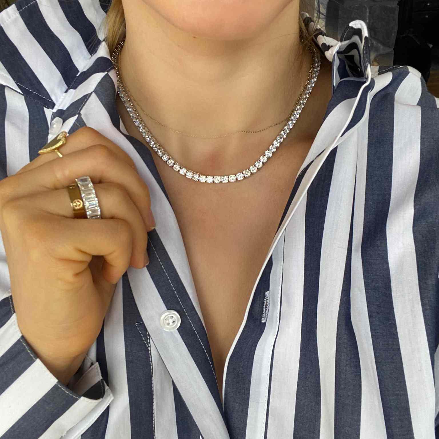 townhouse madison necklace