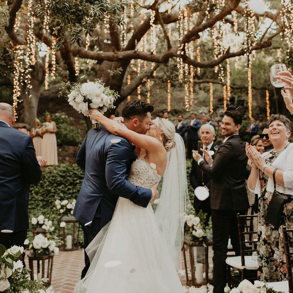 Real Wedding Ideas & Inspiration | Brides
