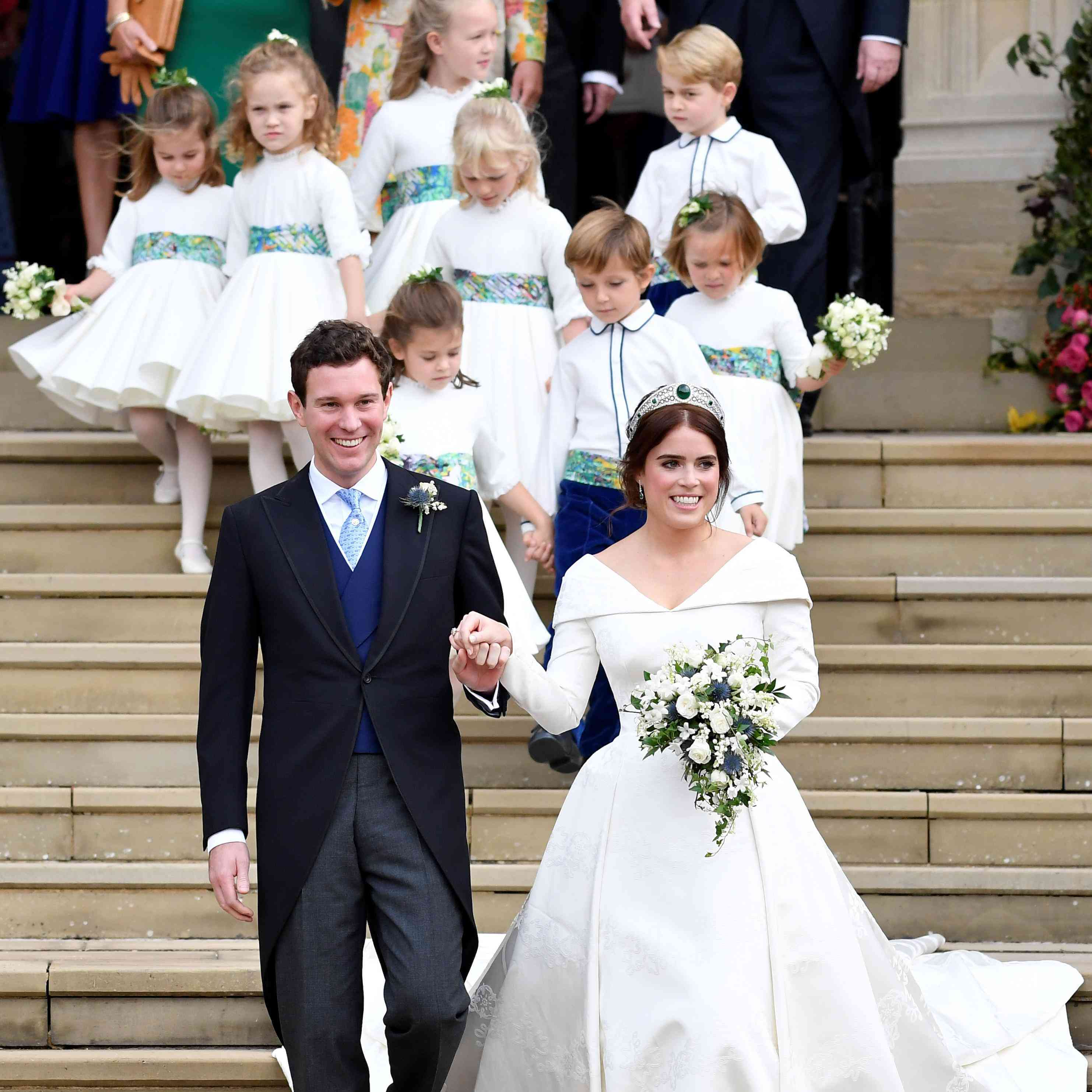 Official Royal Wedding Pictures.Princess Eugenie And Jack Brooksbank S Official Royal Wedding