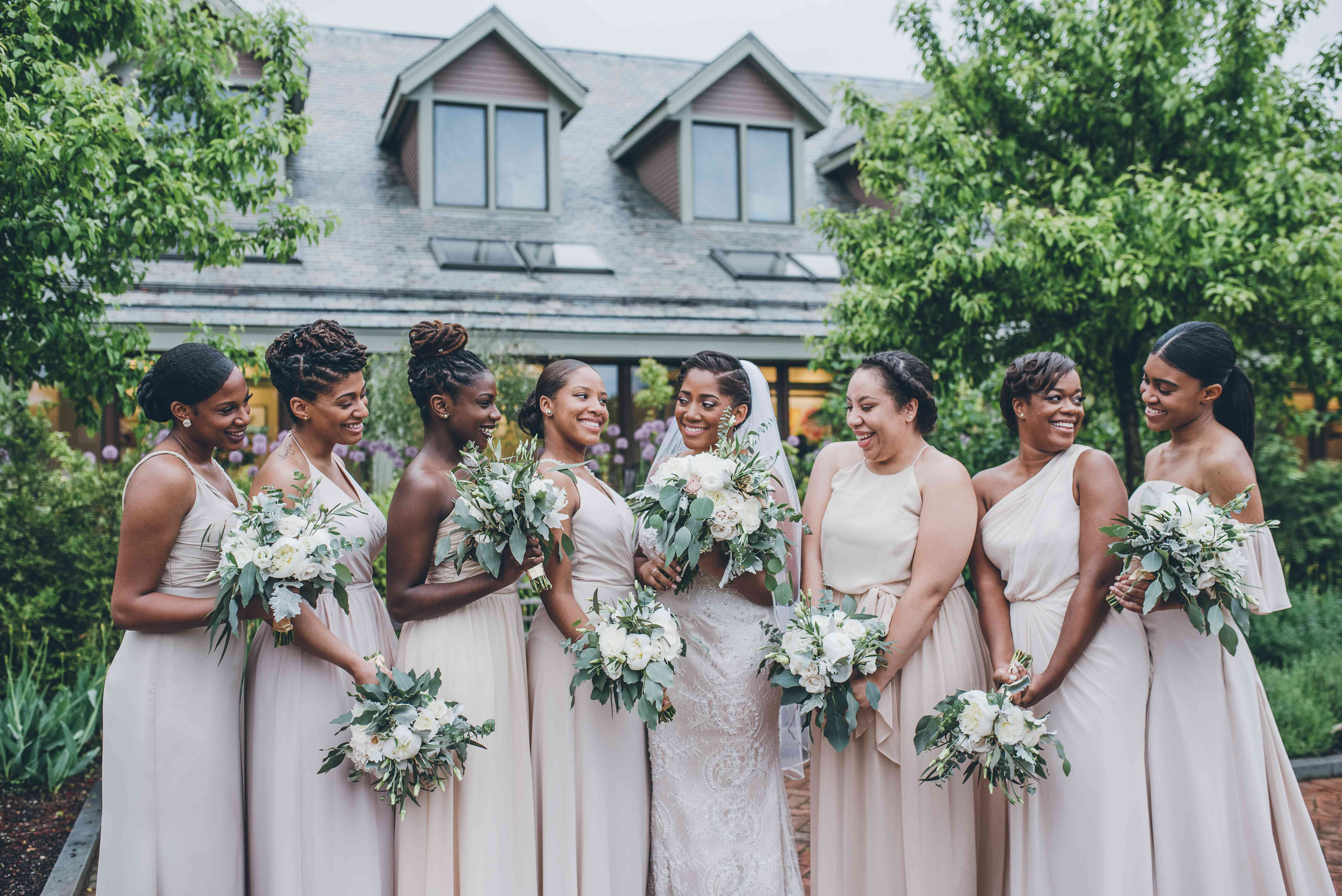 Every Bridal Party Question You Ve Ever Had Answered