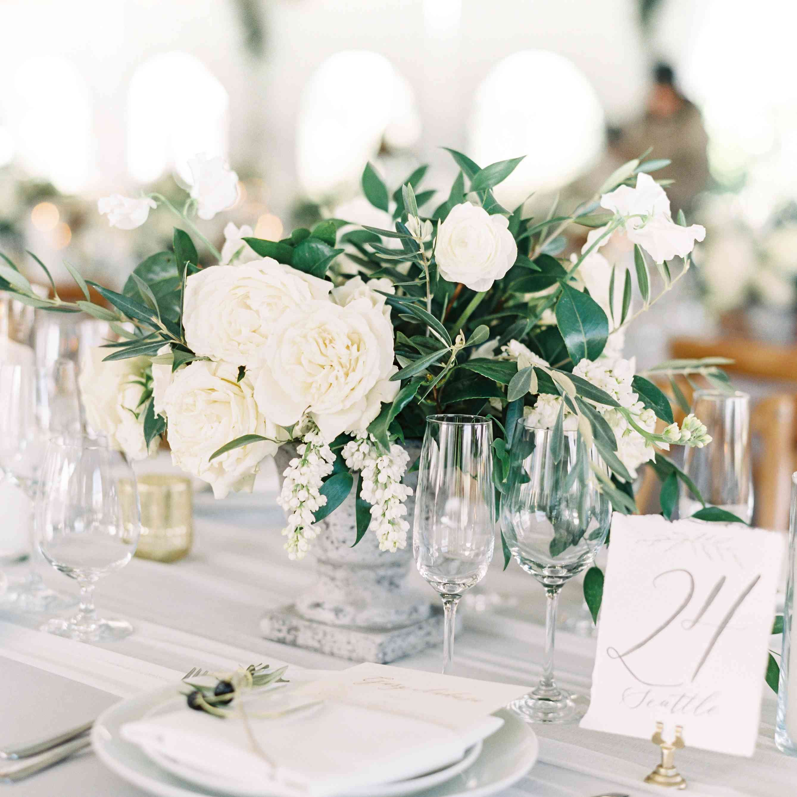 timeless place setting