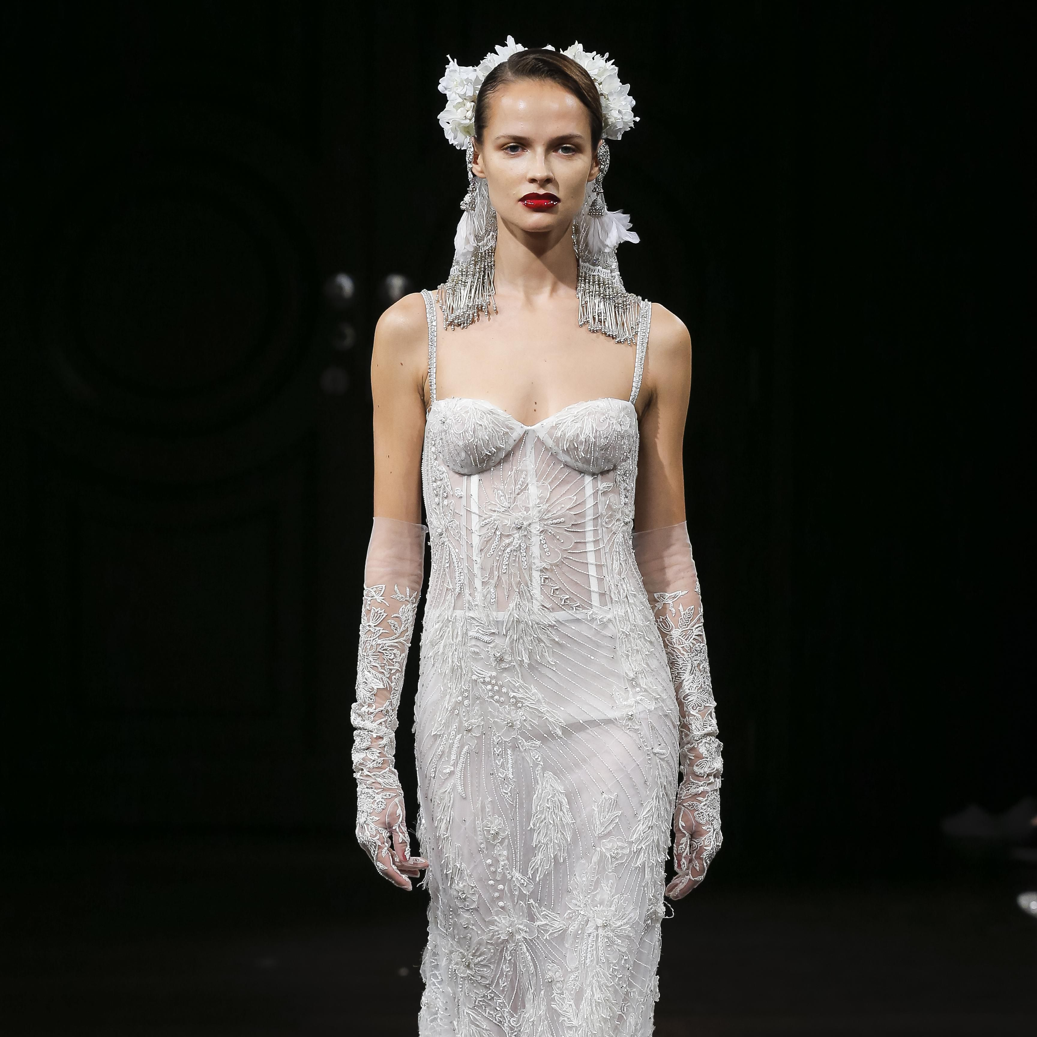 This Wedding Gown Silhouette Is A Major Trend
