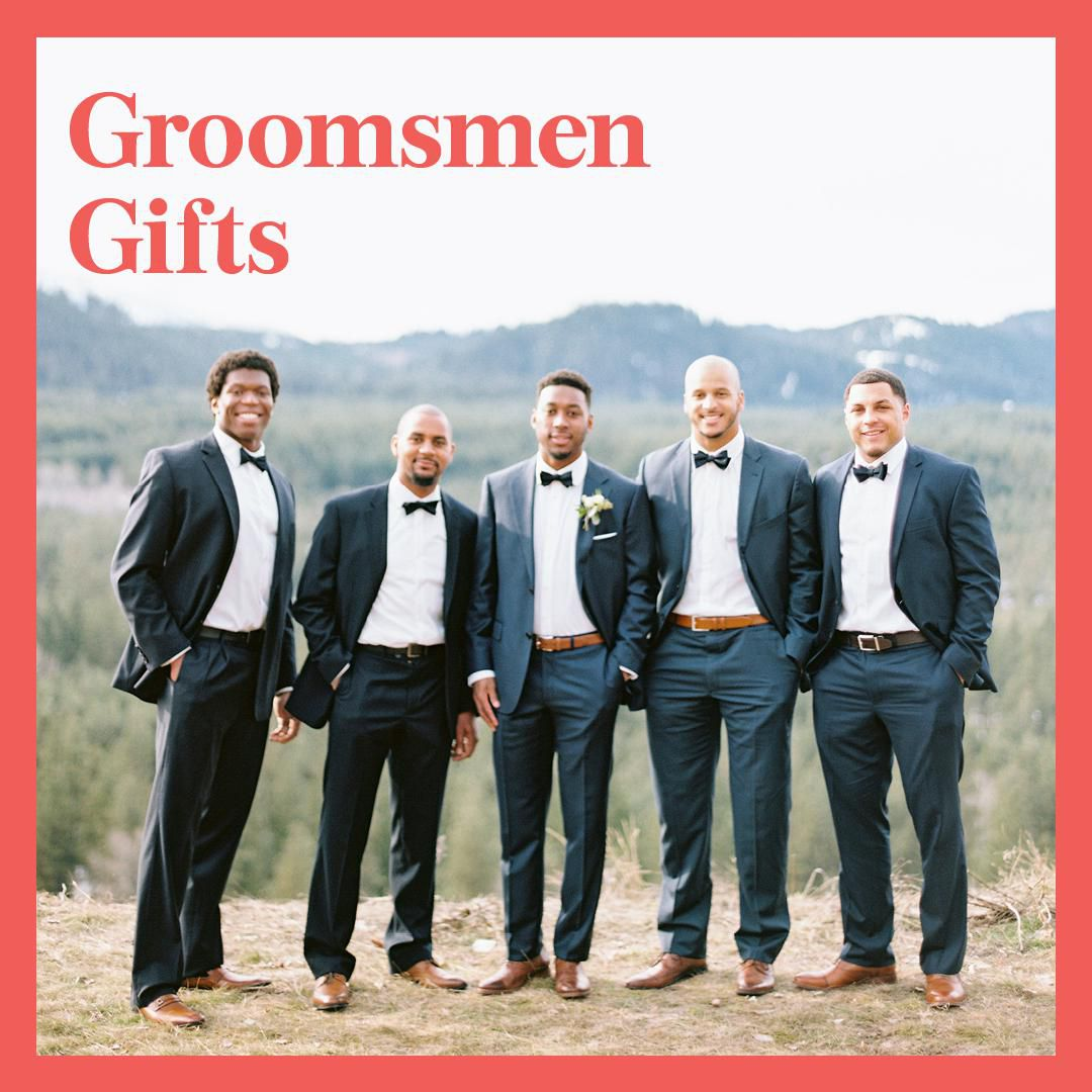 latest selection full range of specifications suitable for men/women 21 Groomsmen Gifts (for Every Budget) That Your Crew Will ...