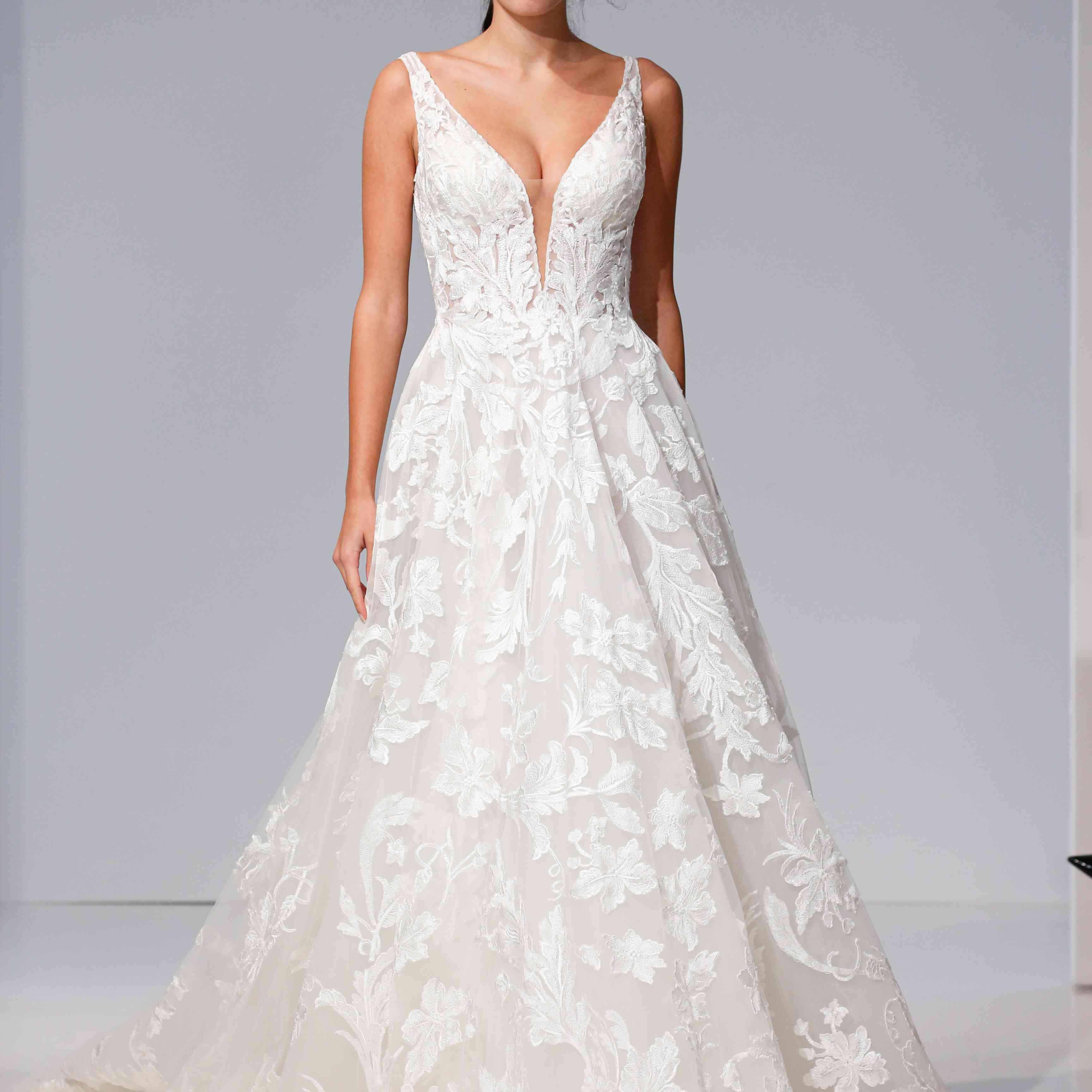 Morilee By Madeline Gardner Bridal Wedding Dress