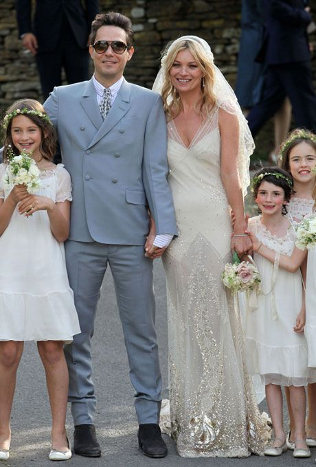 Kate Moss Wedding.Get The Look Kate Moss S Wedding Dress