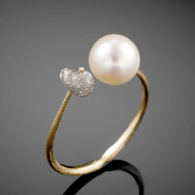 Layani Fine Jewelry Uncut Diamond Ring