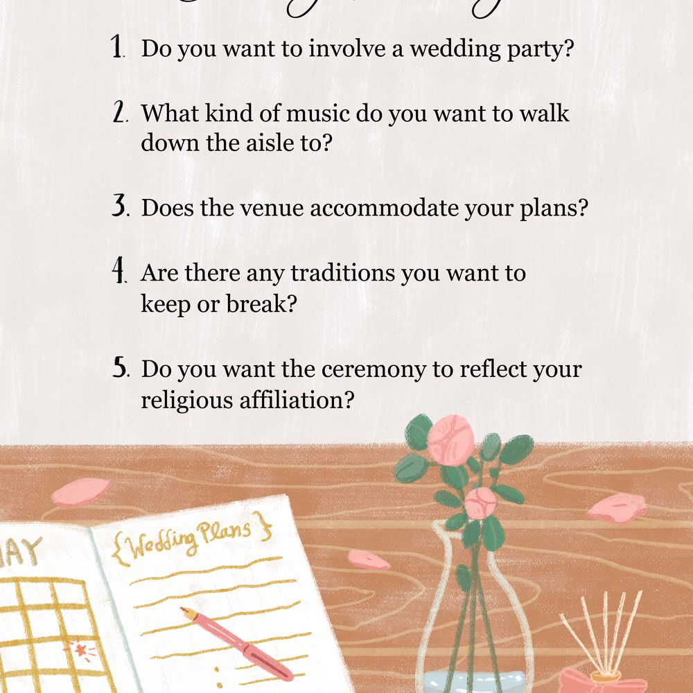 Your Biggest Wedding Etiquette Questions Answered