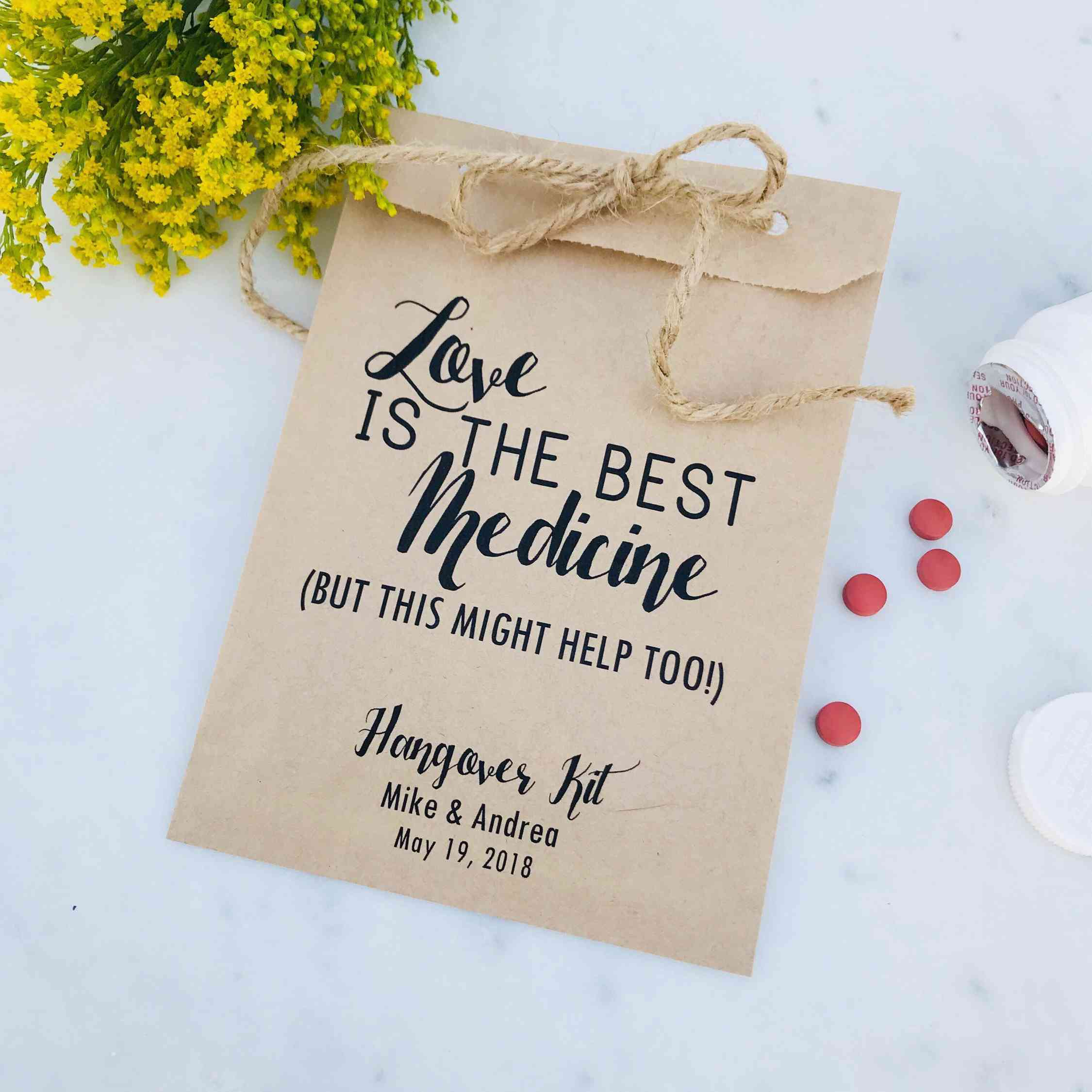 24 Wedding Party Favors for Every Budget and Style