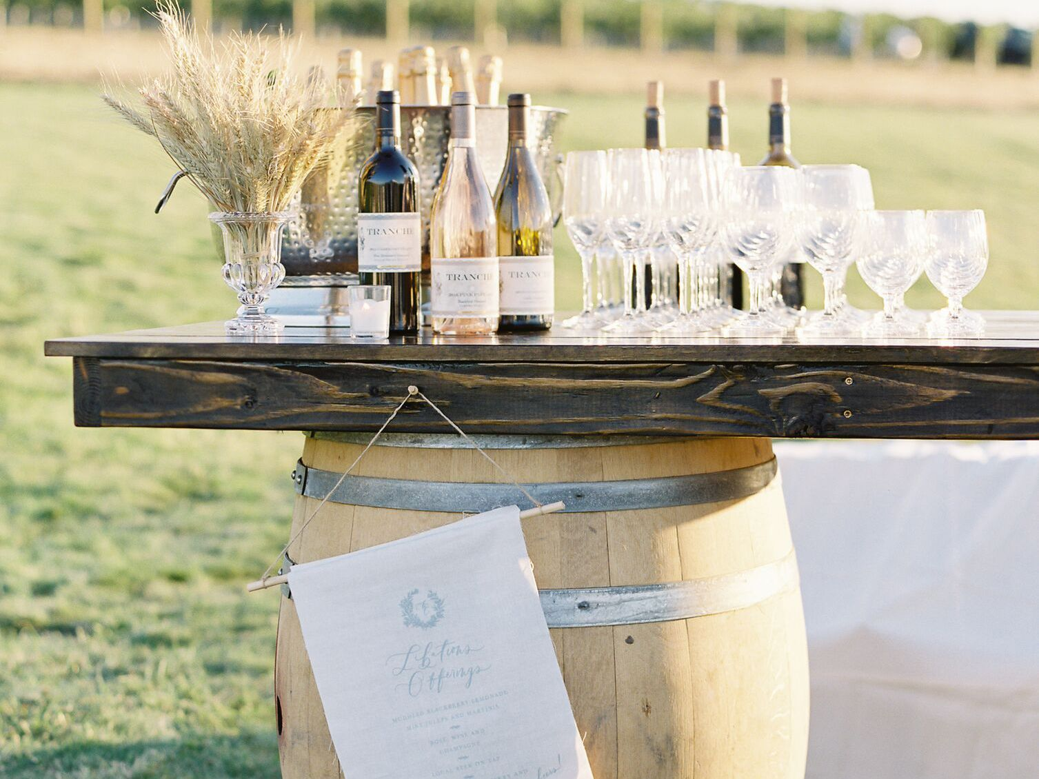 Everything You Need To Know About Having An Open Bar At Your Wedding