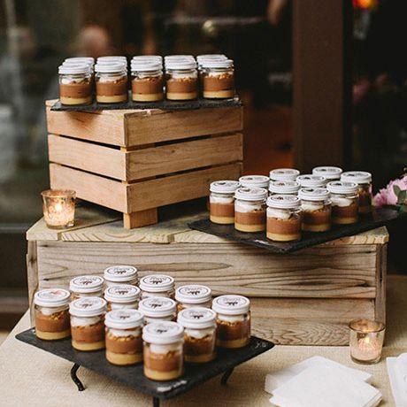 Mini Mousse Jars