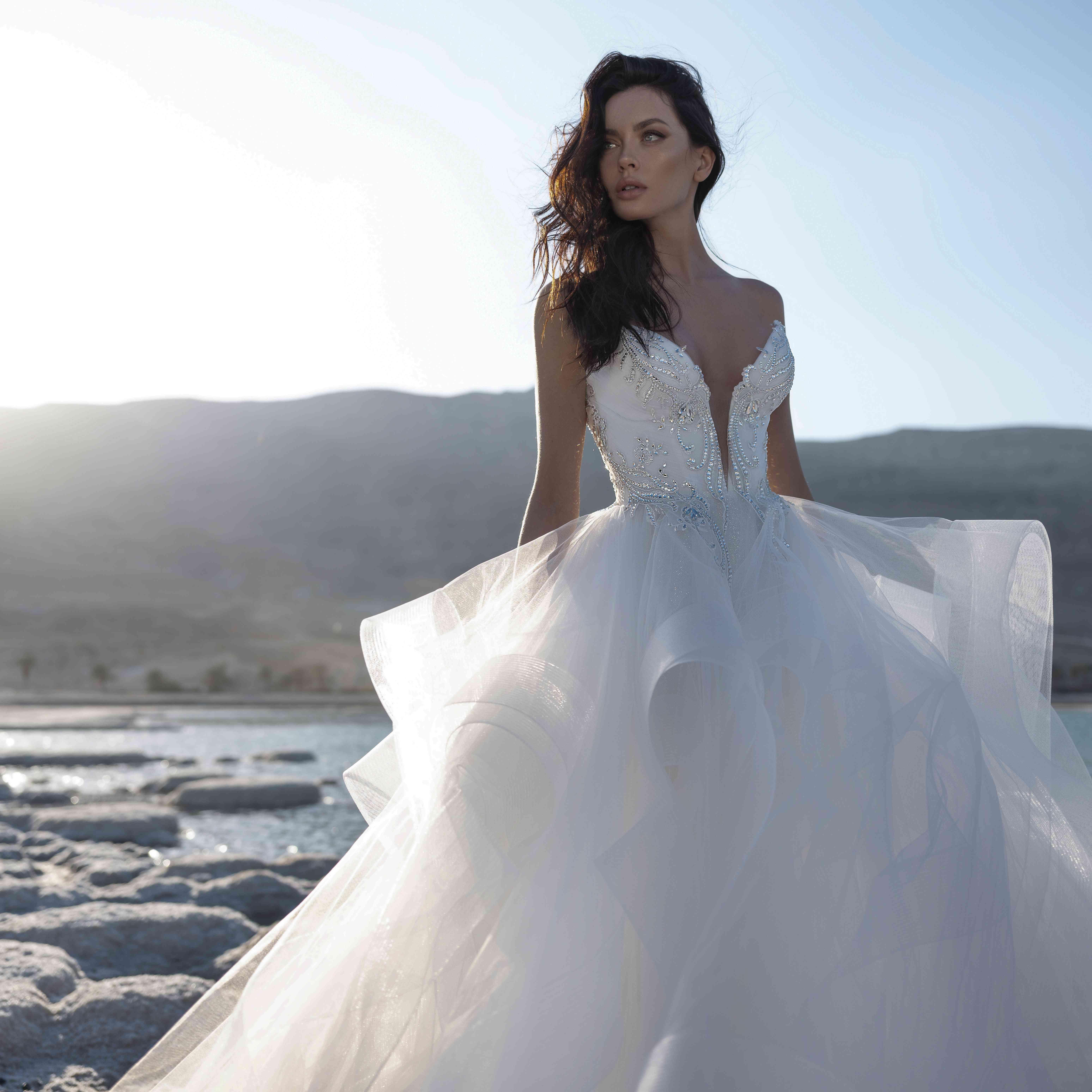 Pnina Tornai Wedding Dresses By Season