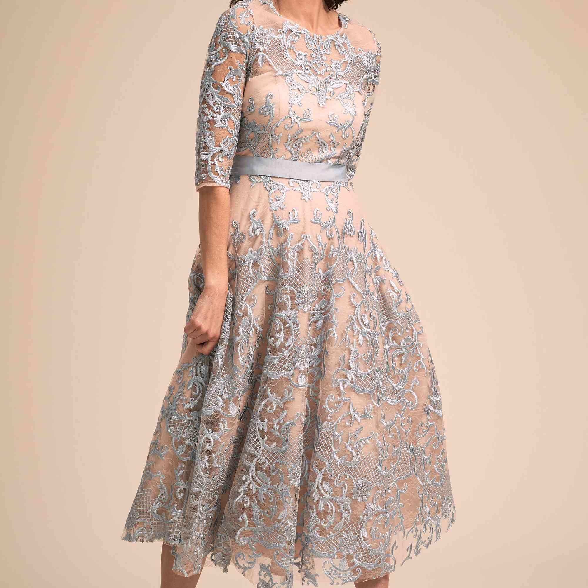 13 Tea Length Mother Of The Groom Dresses For Every Style