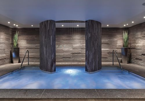 Sahra Spa & Hammam Cosmopolitan Las Vegas pool
