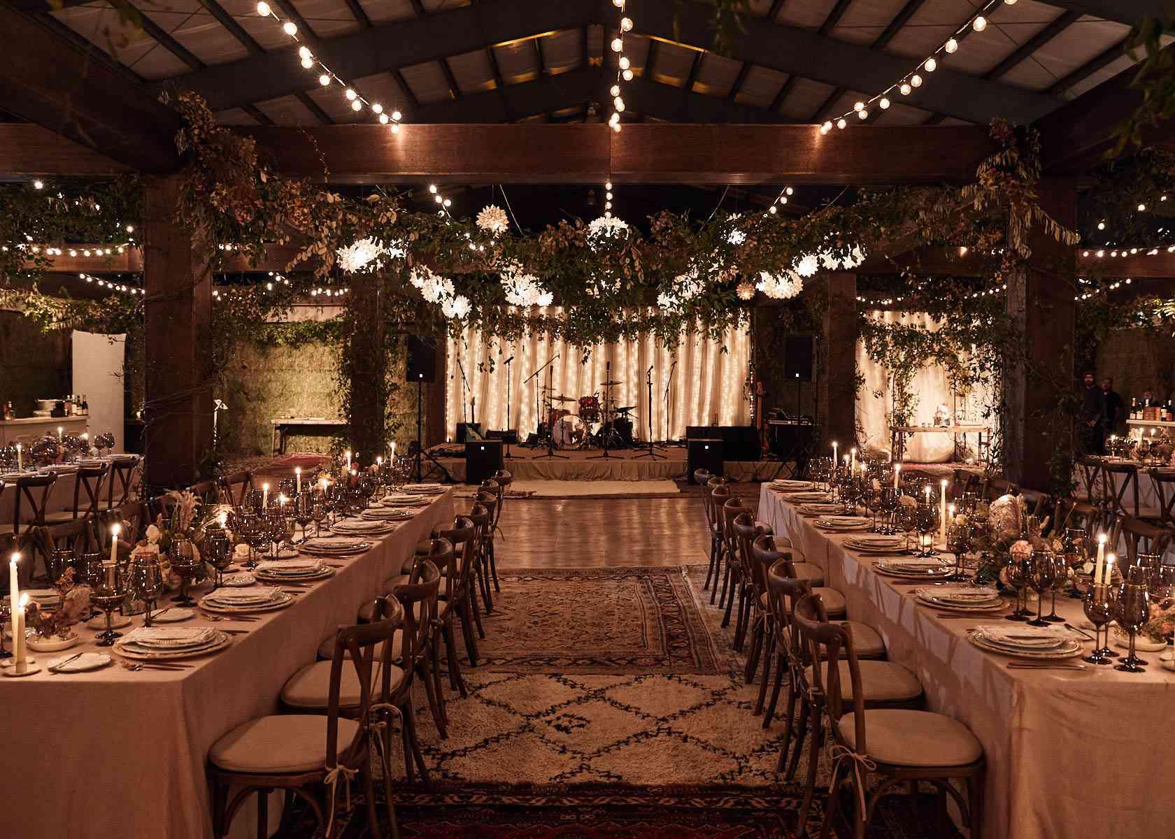 Reception Dinner Venue