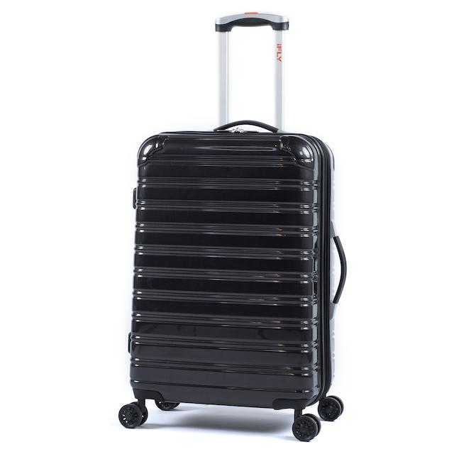 "iFLY Hardsided Fibertech 28"" Checked Luggage"