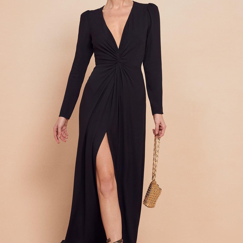 The 37 Best Black Wedding Dresses Of 2020,Steven Khalil Mermaid Wedding Dress