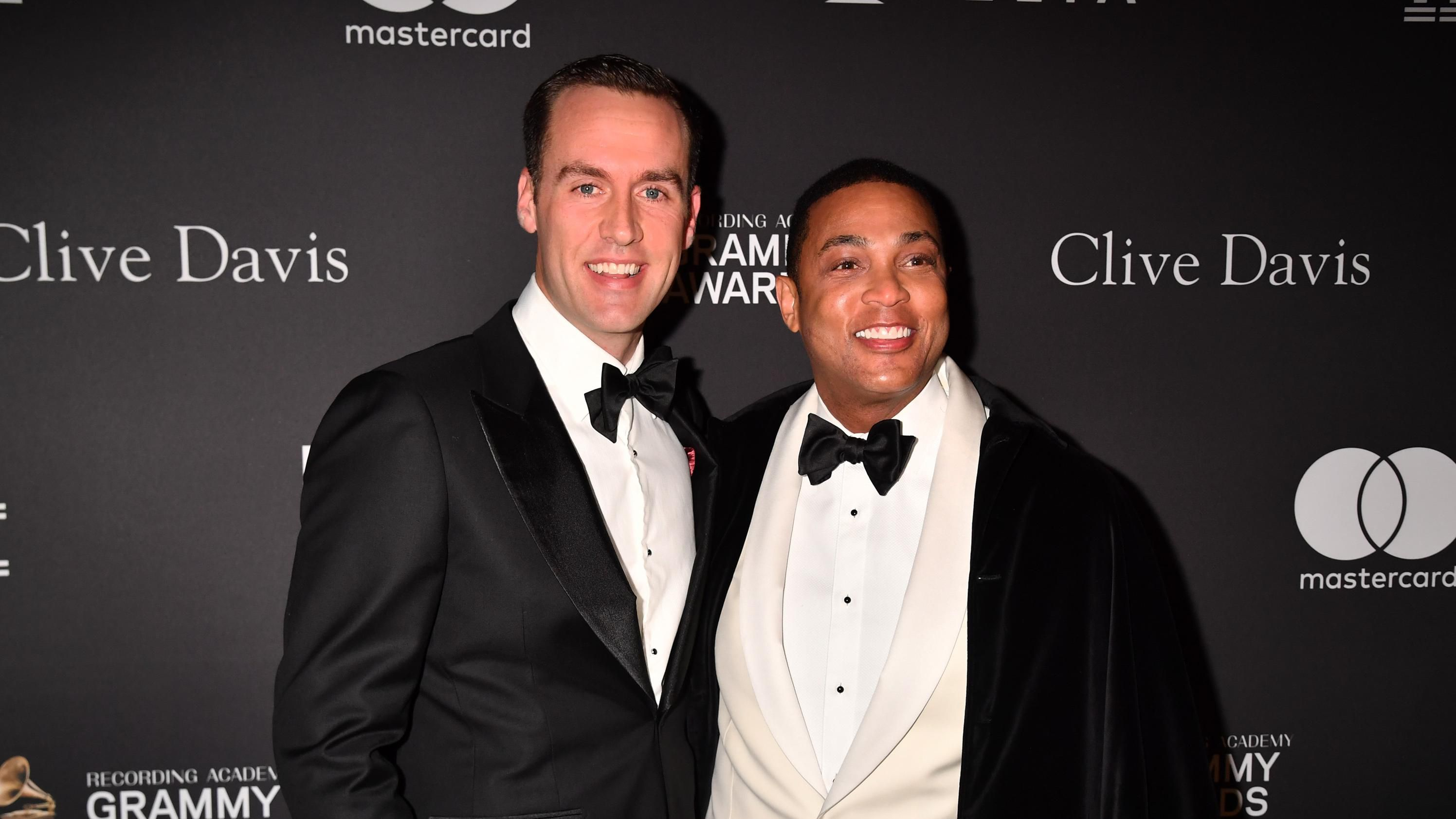 Cnn Anchor Don Lemon And Tim Malone Are Engaged
