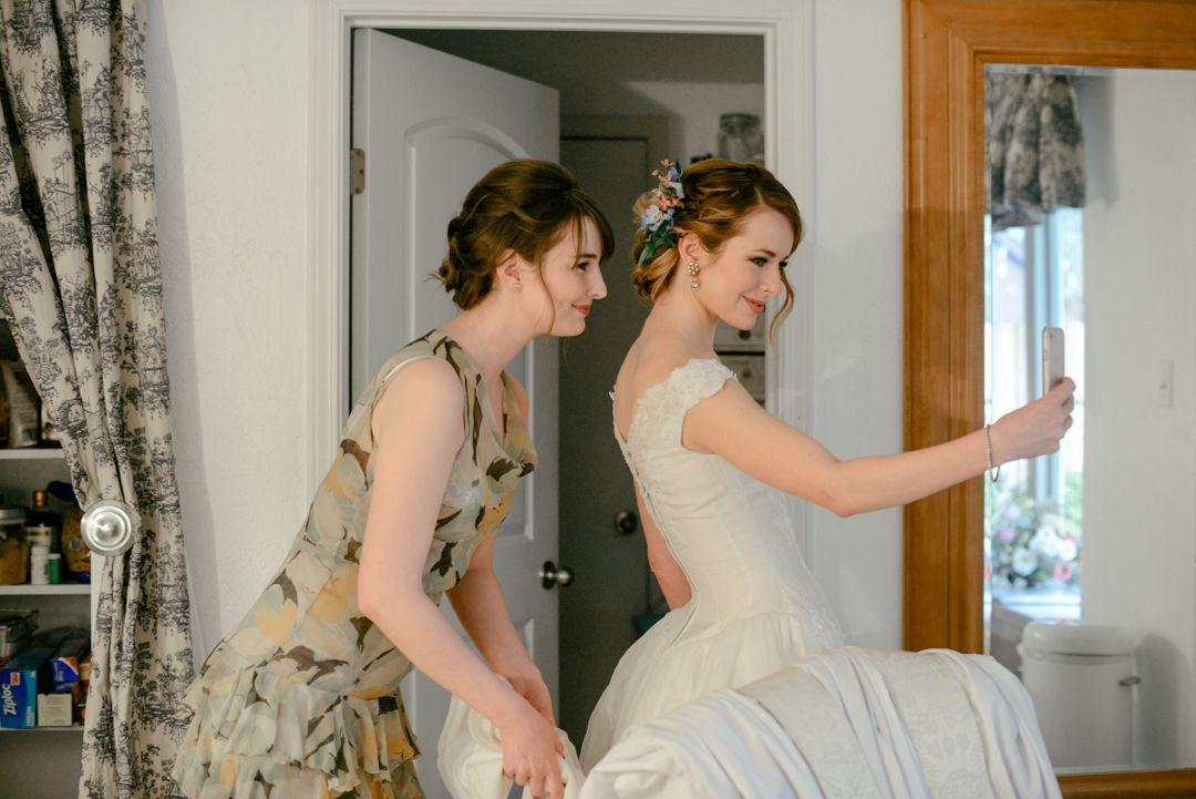 Sea Of Shoes Blogger Jane Aldridge S Vintage Inspired Wedding