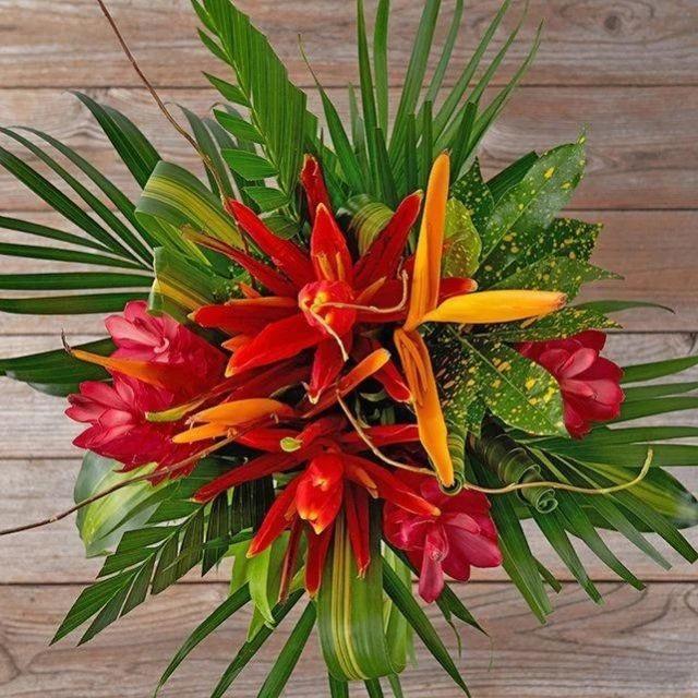The Bouqs Co. Tropical Love Bouquet