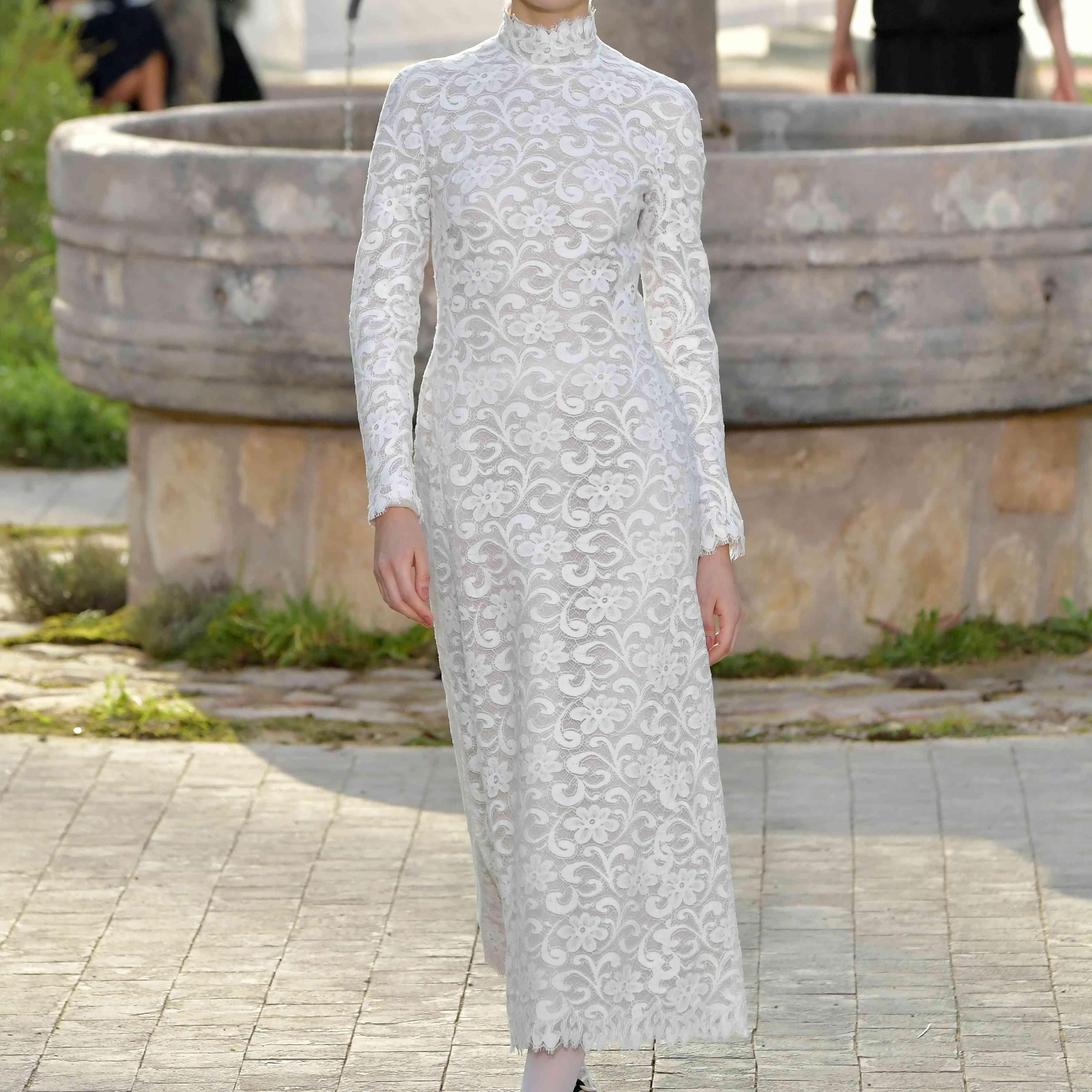 Chanel Spring Summer 2020 couture