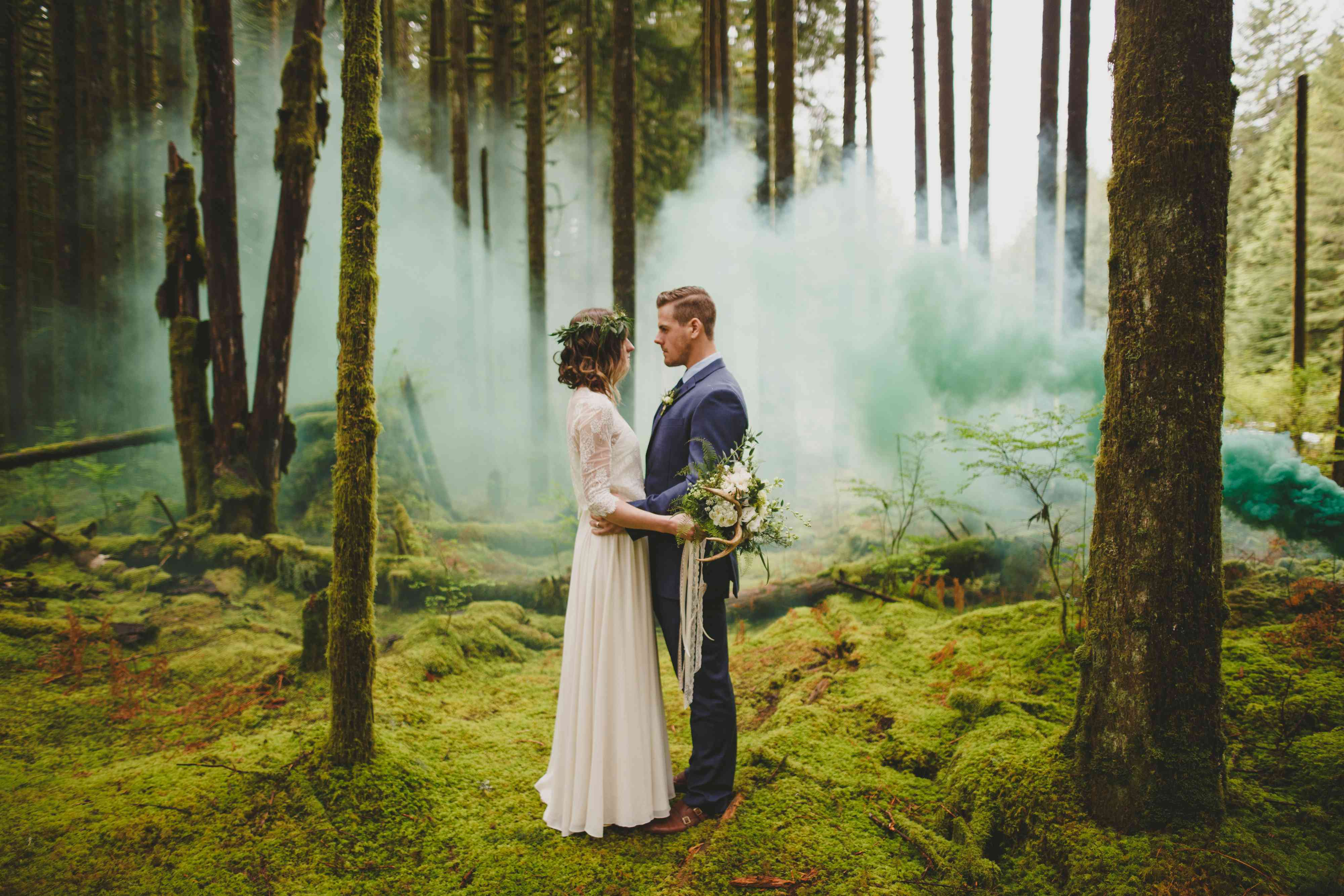 25 Cool & Colorful Reasons You Need Smoke Bombs in Your