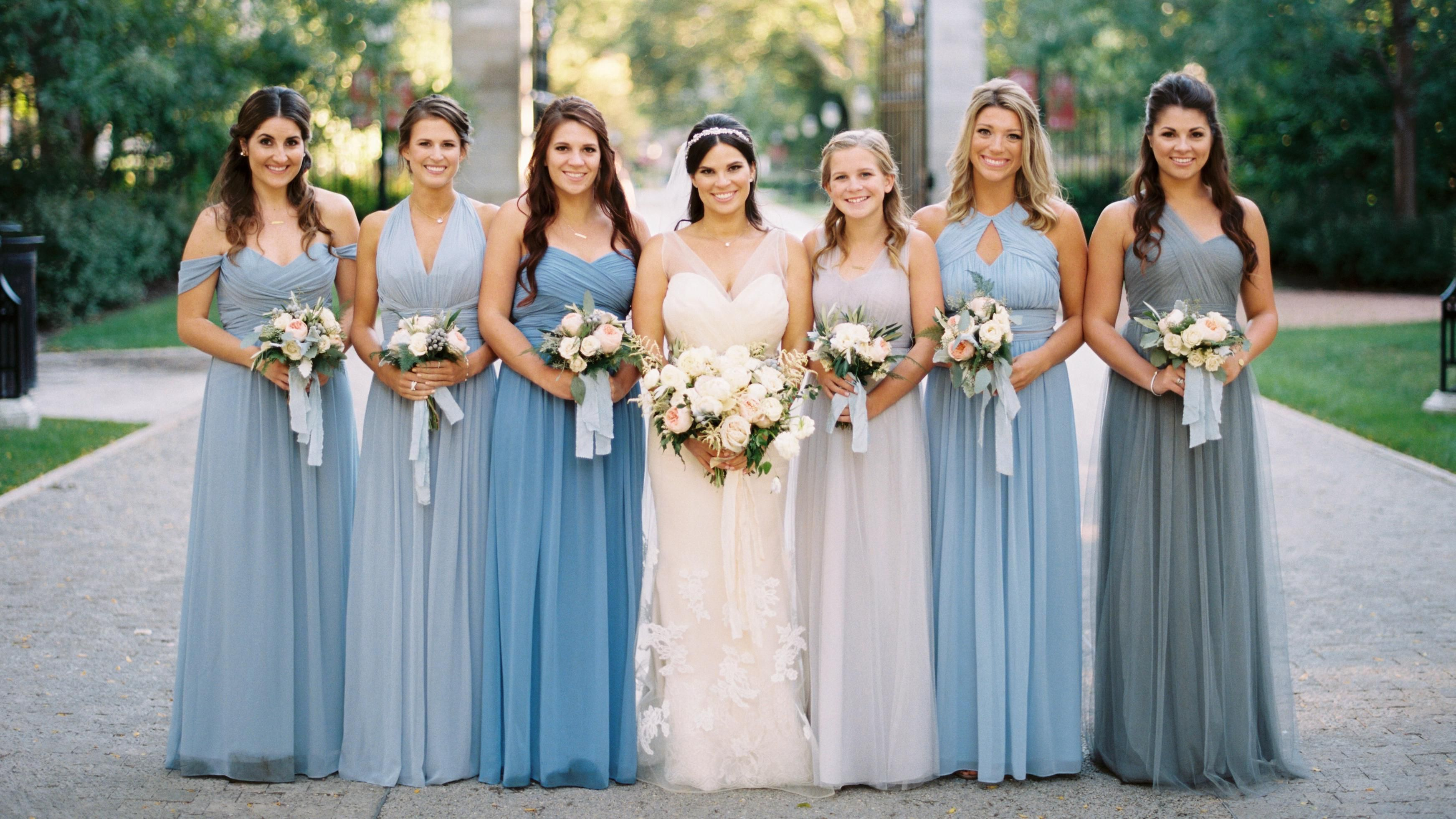 Finding the Ideal Maternity Bridesmaid Dress