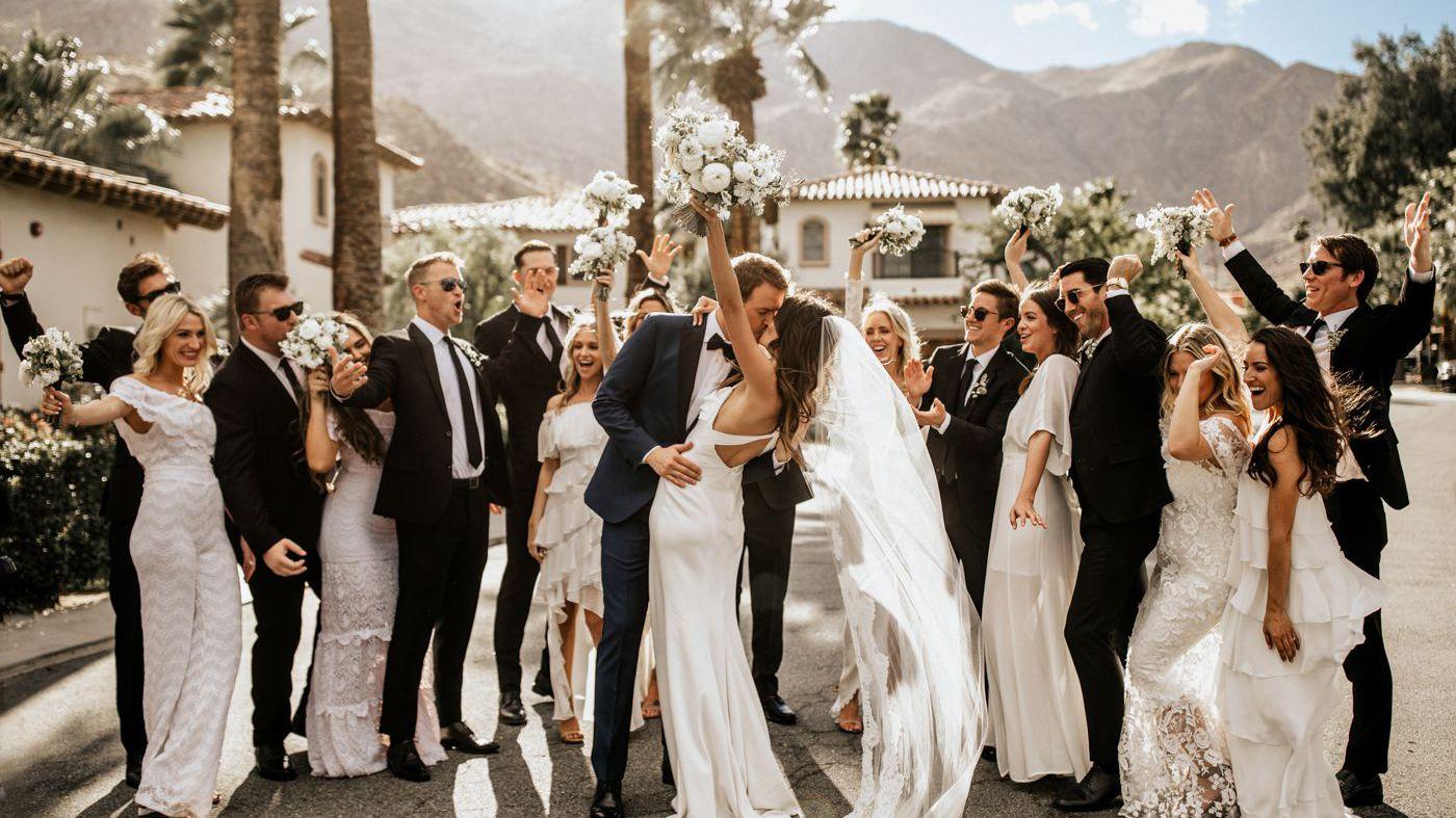 The 35 Best Slip Wedding Dresses Of 2020