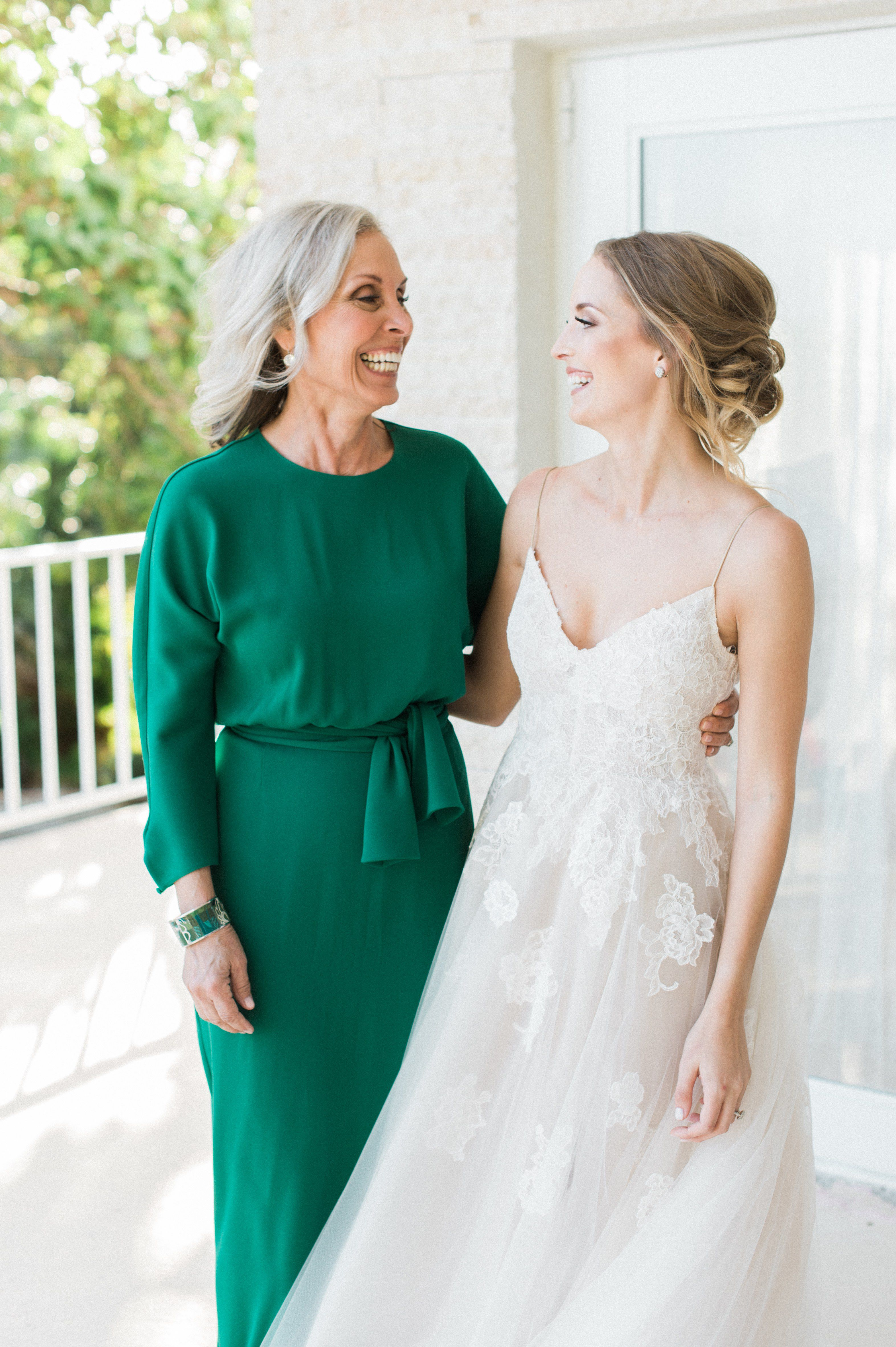 Our Favorite Mother Of The Bride Dresses From Real Weddings
