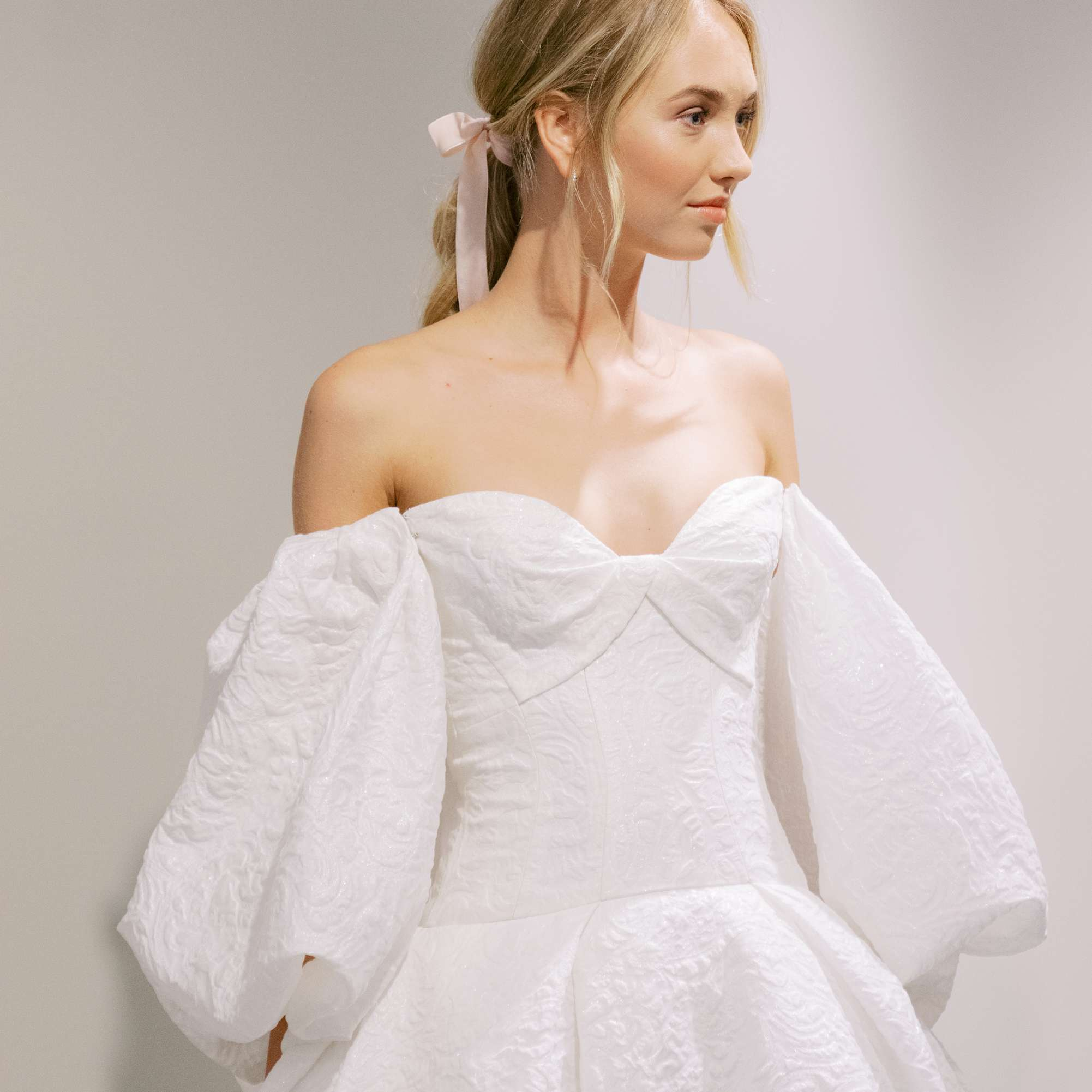 monique lhuillier bridal fall 2020