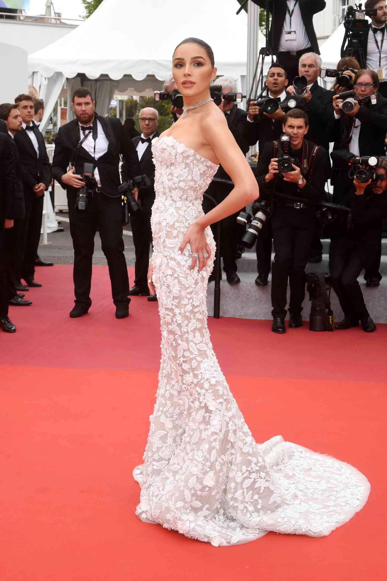 Olivia Culpo 2019 Cannes