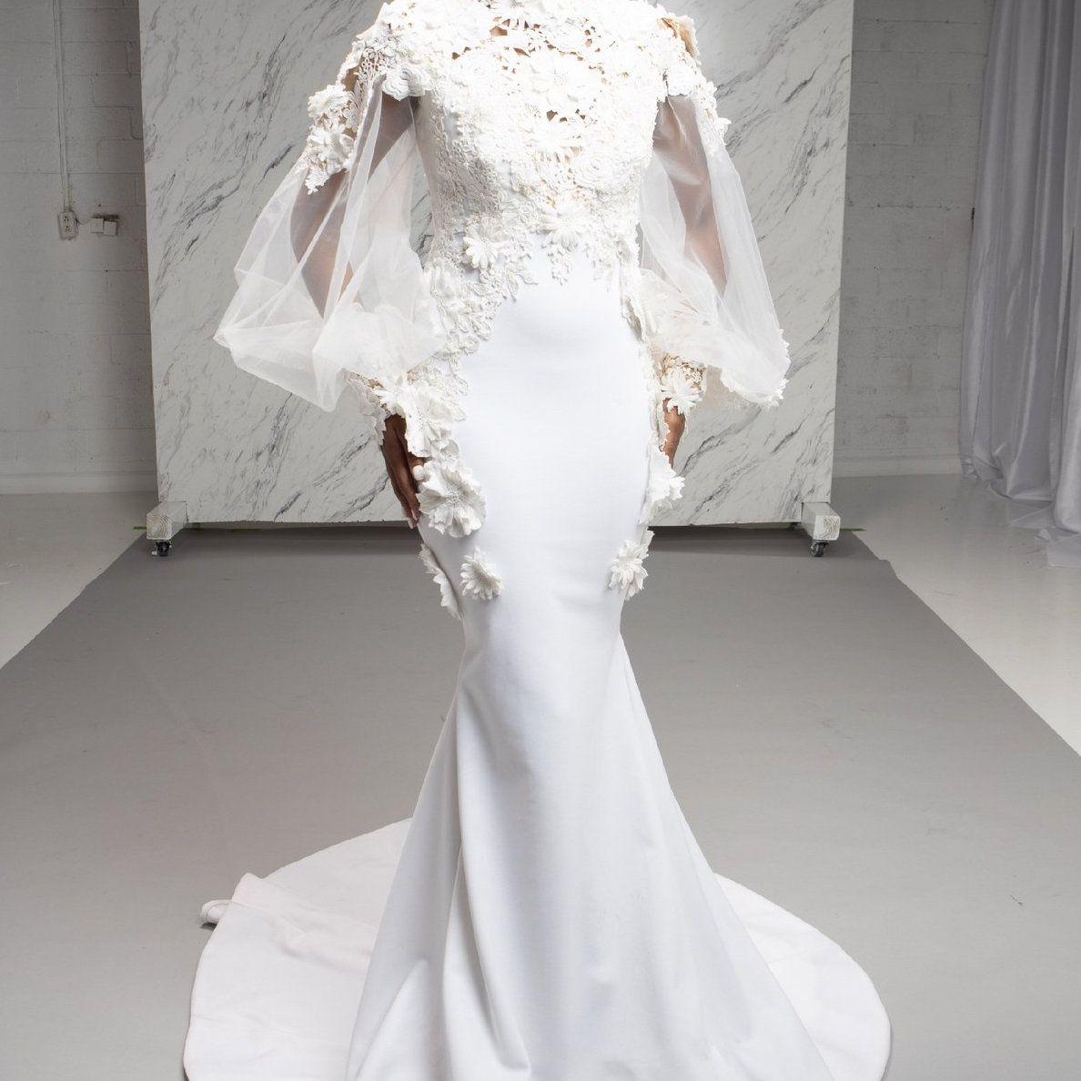 Esé Azénabor Wedding Dress Style #4042