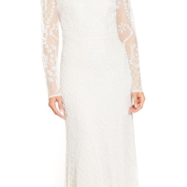 9741fa7abc 80 Long Sleeve Wedding Dresses For Every Bridal Style