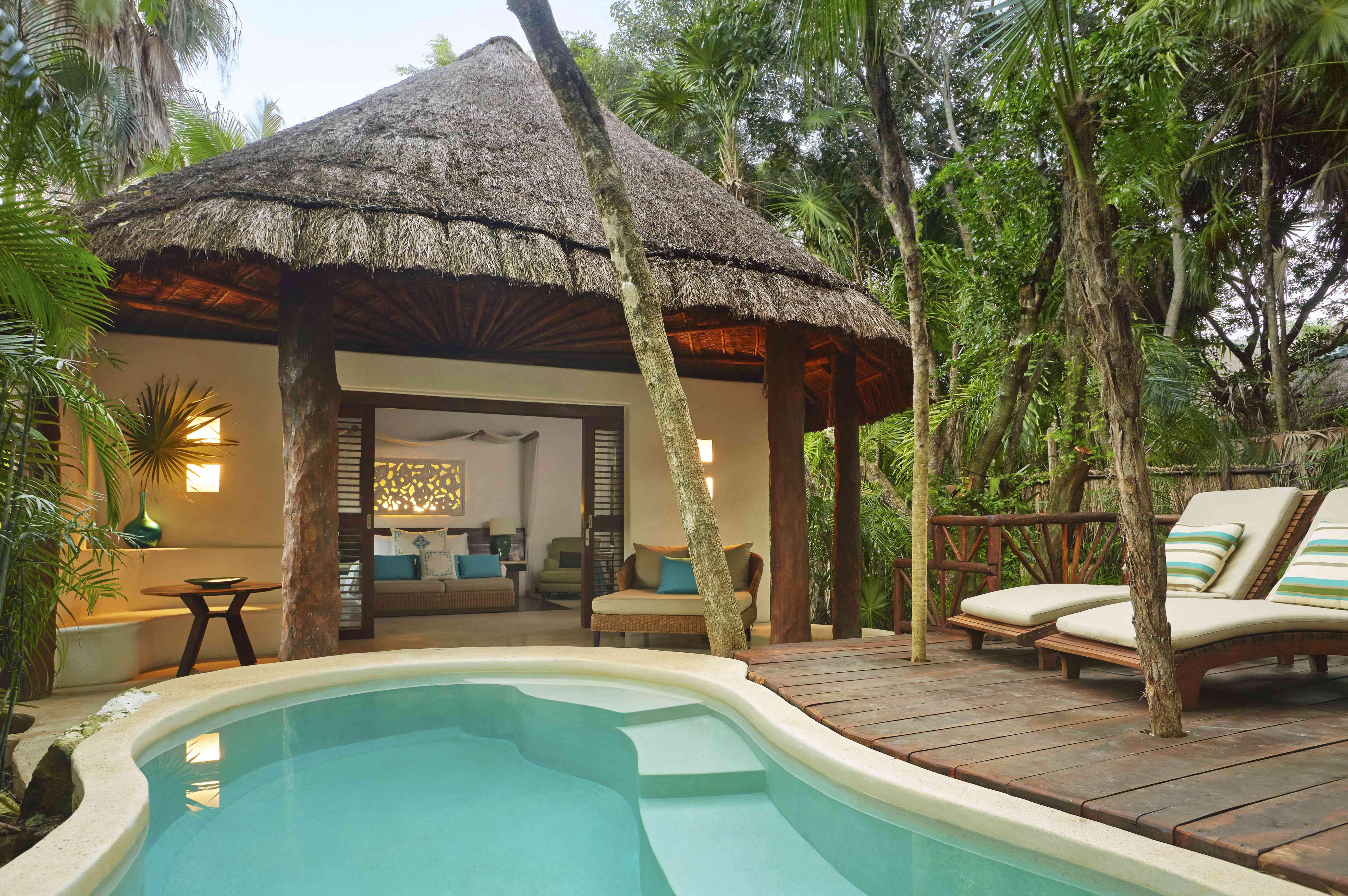 Viceroy Riviera Maya New Signature Villa.