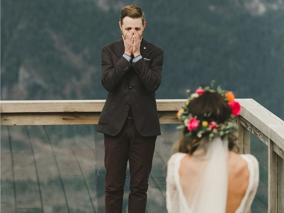 Why Is It Bad Luck to See the Bride Before the Wedding?